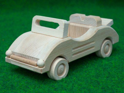 Cabrio aus Holz