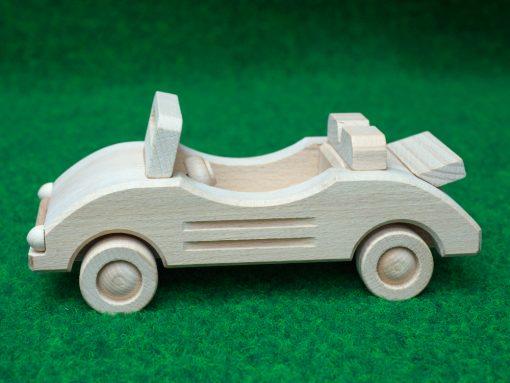Cabrio aus Holz - nachhaltig spiel