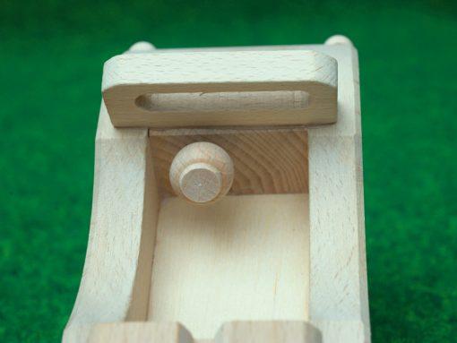 Cabrio aus Holz - nachhaltiges Spielzeug