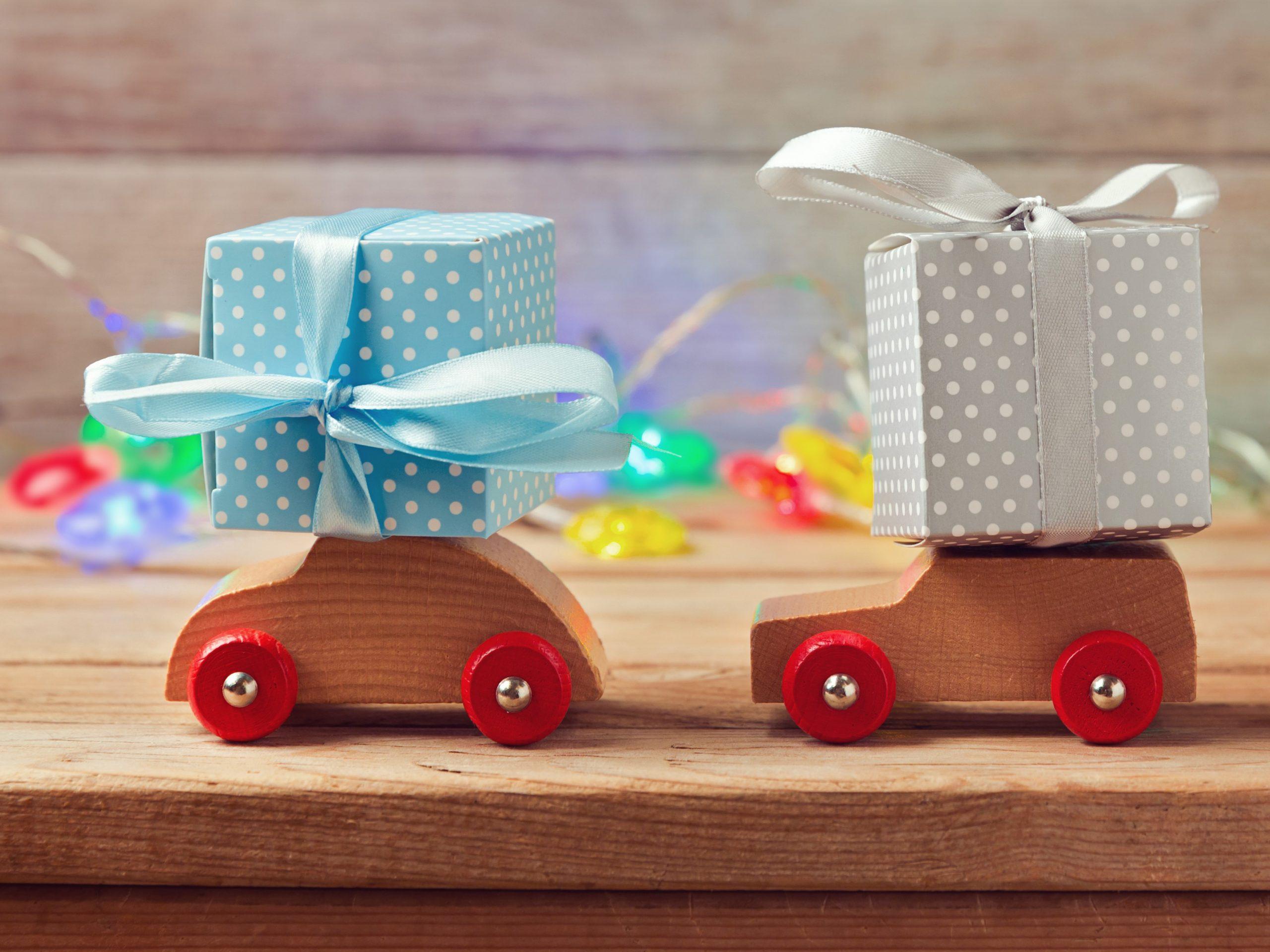 Geschenke aus Holz von JOWE