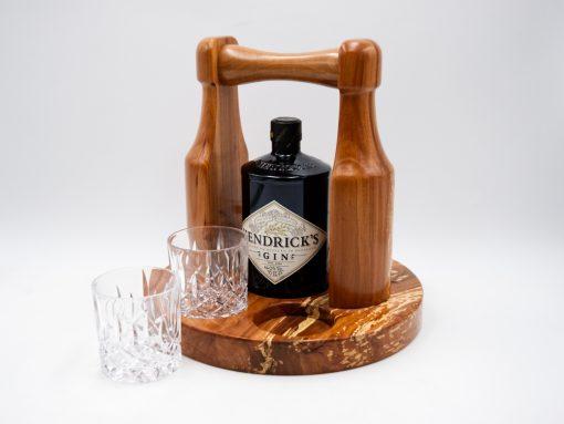 gin set aus zwetschke inkl.4 gläser