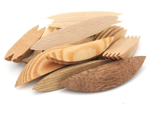 Harzflicken zum Ausbessern von Holzelementen