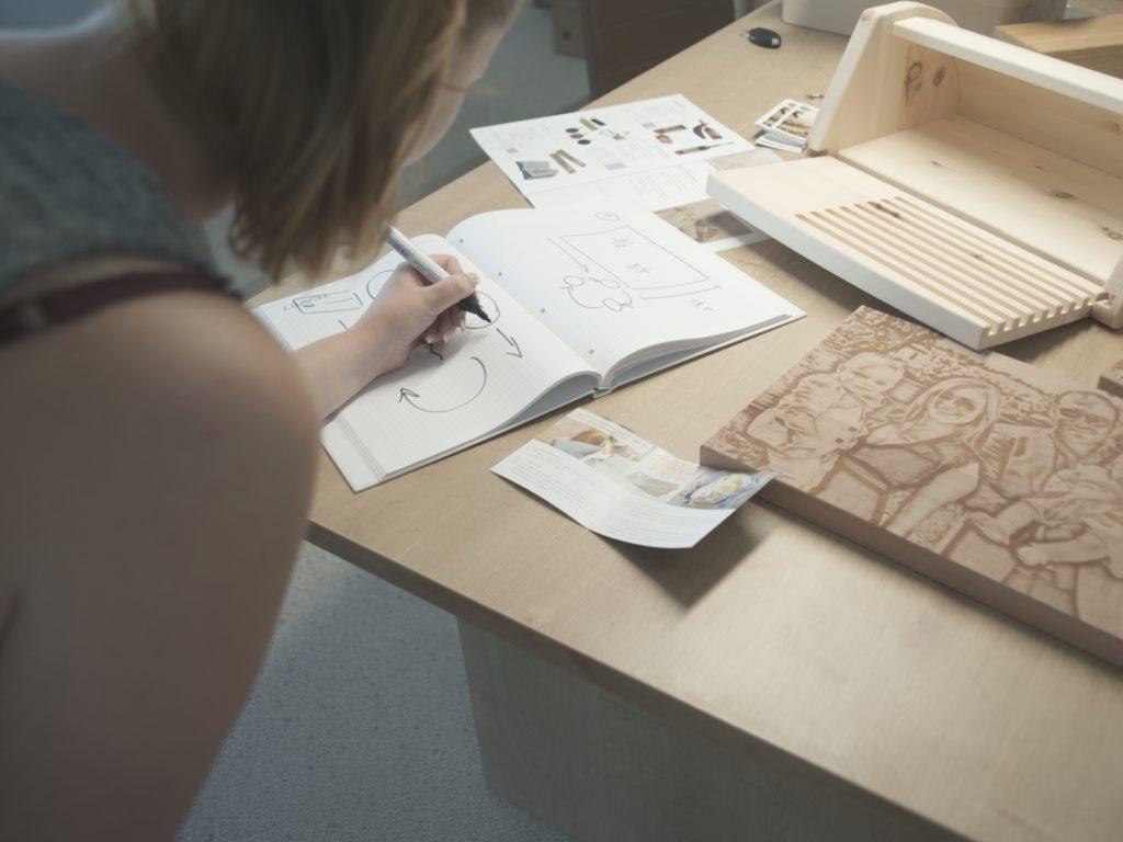 making of - holzundhandwerk