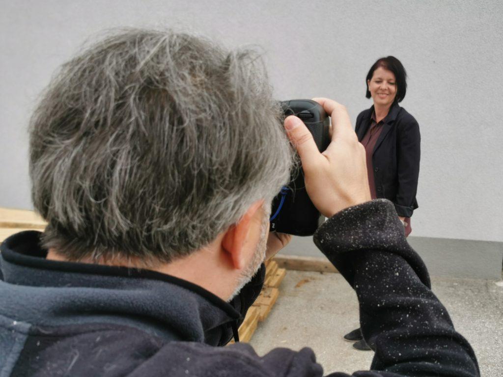 Fotoshooting für Holz und Handwerk