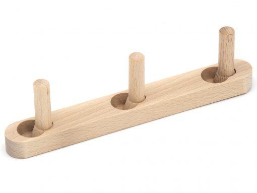 Metallfreies Konussystem für hochwertigen Holzverbindungen